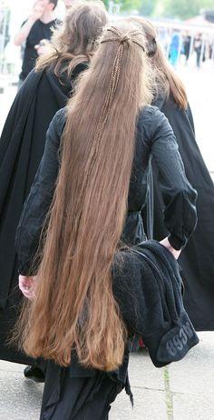 Perfect Blonde Hair, Beautiful Blonde Hair, Loose Hairstyles, Hairstyles Haircuts, Waist Length Hair, Rapunzel Hair, Super Long Hair, Silky Hair, Hair Photo