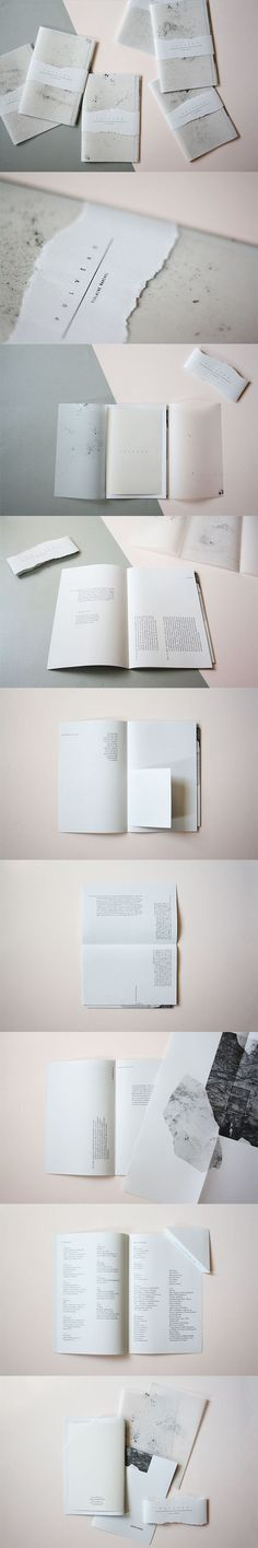 ✖ Violaine Warchol http://vayolene.tumblr.com/ #Designgraphique #Edition: