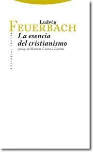 La Esencia del cristianismo: http://kmelot.biblioteca.udc.es/record=b1541464~S1*gag