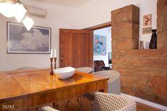 House in Porto II, Dining room view | Photo by: Francisco Rivotti | Porto | Skike Design
