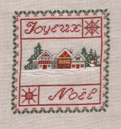 village de Noël, grille de Maryse à télécharger en Pdf ici... http://p9.storage.canalblog.com/99/64/218631/8626981.pdf