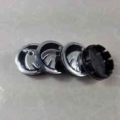 4pcs 56mm Emblem Badge Wheel Hub Caps Center Cover for Skoda Octavia Fabia #No