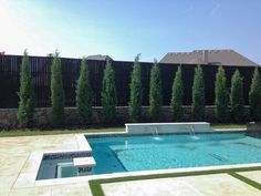 Having a pool sounds awesome especially if you are working with the best backyard pool landscaping ideas there is. How you design a proper backyard with a pool matters. Backyard Pool Designs, Small Backyard Pools, Small Pools, Outdoor Pool, Landscaping Around Pool, Privacy Landscaping, Landscaping Ideas, Garden Landscaping, Swimming Pools Backyard