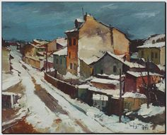 Nicolae Vermont | 1866-1932 | Winter