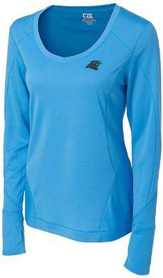 NFL Carolina Panthers Women s CB DryTec Long « Impulse Clothes Football  Girls ae5f40064
