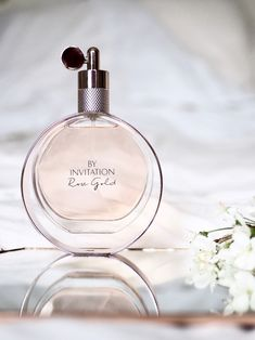 michael buble by invitation rose gold review, a romantic floral fragrance with old hollywood glamour at its heart.