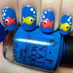 Mignons petits poissons