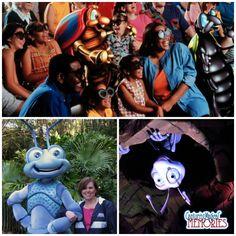 Disney Animal Kingdom It's Tough to be a Bug