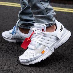 971b018f9eb Mens size Nike Off-White Air Presto White   OW fake