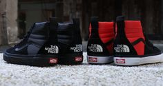 The North Face x Vans Collection // Release Date | Nice Kicks
