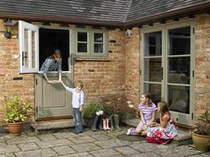 traditional or modern wooden stable doors - Timber Windows Peasmarsh Guildford