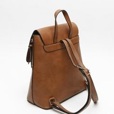Opra mochila camel de Misako tras Ethnic Patterns, In The Heights, Leather Backpack, Fashion Backpack, Camel, Bring It On, Backpacks, Bags, Accessories