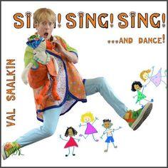 Sing! Sing! Sing! Album Download with Lyrics: Songs for Teaching® Educational Children's Music