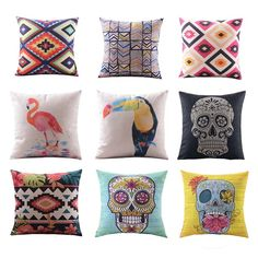All cushions covers $30.00 + Shipping Costs!  Email marisa@ayuome.com to order