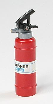 Our Fire Extinguisher Squirt Bottles are a fantastic addition to any little fireman's birthday party.
