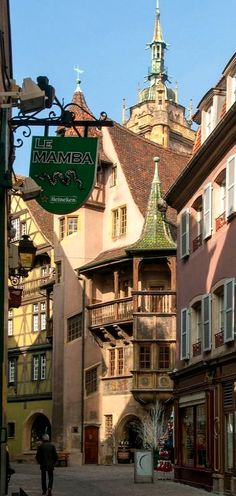 Colmar, Alsace, France | Flickr - Photo by Julian W