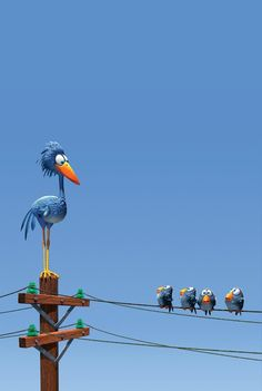 Stars of the Pixar Original Shorts, Part 1 | News
