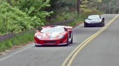 McLaren MP4-12C vs. Factory Five GTM: Motoramic TV | Motoramic - Yahoo! Autos