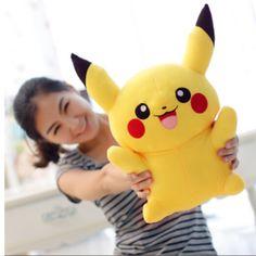 Pikachu Peluş Oyuncak