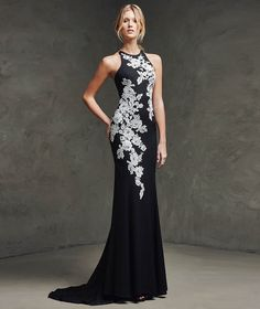 2015 Gothic Black and White Evening Dresses For Sophisticated Womens Hot Sale Cheap Personalized Jewel Neck Sheer Backless Mermaid Vestidos Evening Dresses, Prom Dresses, Formal Dresses, Wedding Dresses, Summer Dresses, Beautiful Gowns, Beautiful Outfits, Elegant Dresses, Pretty Dresses