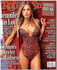 Jennifer Aniston, Rolling Stone