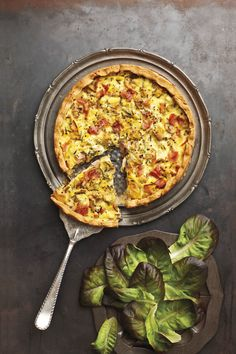 Ham and Mushroom Tart South African Dishes, South African Recipes, Food Photography Styling, Food Styling, Mushroom Tart, Savory Tart, Tart Recipes, Quiche, Ham