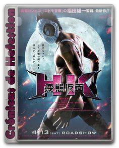 HK/Forbidden Super Hero - Crónicas de Hefestión