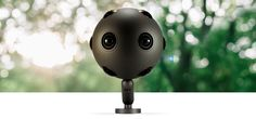 Crafted by Nokia Technologies, OZO combines the ultimate in engineering capabilities and intelligent design to offer you the best Virtual Reality production experience. Virtual Reality Camera, Best Virtual Reality, Virtual World, Virtual Tour, Gopro, Htc Vive, Microsoft, Vr Camera, Living Under A Rock
