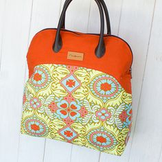 no 741 Aria Bag PDF Pattern by sewingwithme3 on Etsy