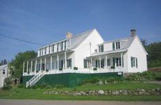 Location de chalets et maisons dans Charlevoix près de Québec