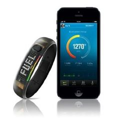 Nike+ Fuelband Clear/White S M/L X/L: Amazon.co.uk: Sports & Outdoors