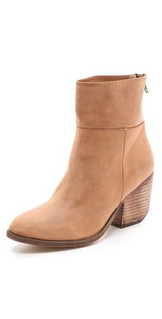 Jeffrey Campbell neutral booties