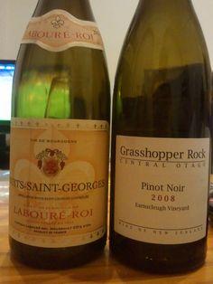 Chateau Laboure-Roi, Nuits St Georges, Pinot Noir 2005