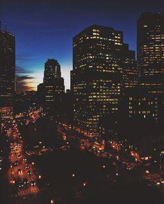 Boston / photo by James Carpenter