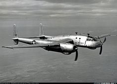 Fairchild XC-120 Packplane, flying empty