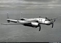 Fairchild XC-120 Packplane, flying empty