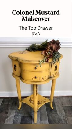 Diy Furniture Renovation, Diy Furniture Table, Funky Furniture, Refurbished Furniture, Repurposed Furniture, Furniture Design, Diy Furniture Plans Wood Projects, Country Furniture, Furniture Makeover