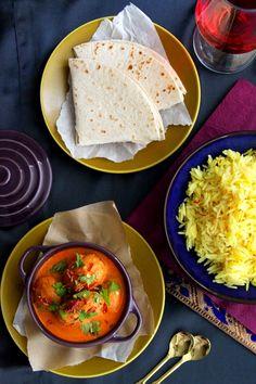 Kashmiri dum aloo: meltingly-soft potatoes enveloped in creamy, spicy-sweet sauce