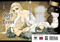 spell of desire manga | spell of desire familiars https www facebook com officialshojob eat ...