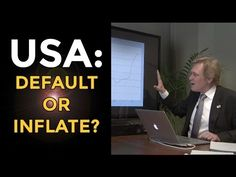 Will USA Default Or Inflate? Mike Maloney
