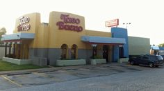 Tulsa's Taco Bueno.....what I craved the first trimester of my first pregnancy.