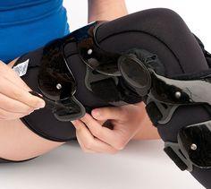 Bracesox PowerDry Knee Brace Undersleeve