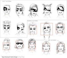How to camouflage yourself from facial recognition technology (For Future Reference)