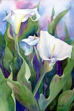 Marni Maree - lpove her paintings - especially my iris painting, hanging in my living room! Iris Painting, Painting & Drawing, Watercolor Paintings, Watercolors, Watercolor Portraits, Watercolor Landscape, Abstract Paintings, Watercolor Artists, Arte Floral
