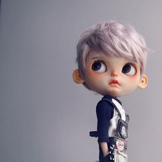 My first cool boy from ,It's a great honor for me,I will cherish… Cute Cartoon Pictures, Dream Doll, Cute Cartoon Wallpapers, Doll Repaint, Little Doll, Barbie, Boy Doll, Hello Dolly, Custom Dolls