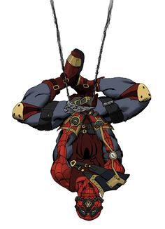 steampunk spiderman - Google Search