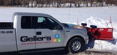 Happy Monday #Winnipeg! At Geller's we offer year round property and commercial services. Winter can bring black ice and dangerous walking surfaces, save yourself from slips and trips!
