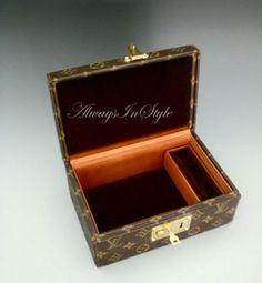 Louis Vuitton Jewelry Case