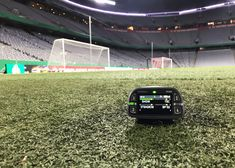 Together with Wilhelm & Willhalm event technology group, we tested Bolero during the DFB Cup match between FC Bayern München and Borussia Dortmund at the Allianz Arena last night. #RIEDEL