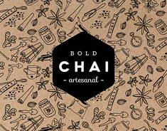 """Check out this @Behance project: """"Bold Chai Artesanal"""" https://www.behance.net/gallery/25989791/Bold-Chai-Artesanal"""